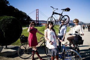 San Francisco Cycle Chic