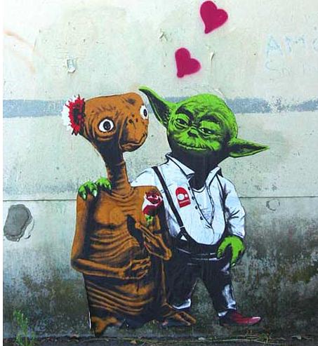 Yoda E.T.
