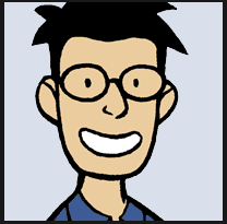 Gene Yang S.T.E.M. Comic Avatar
