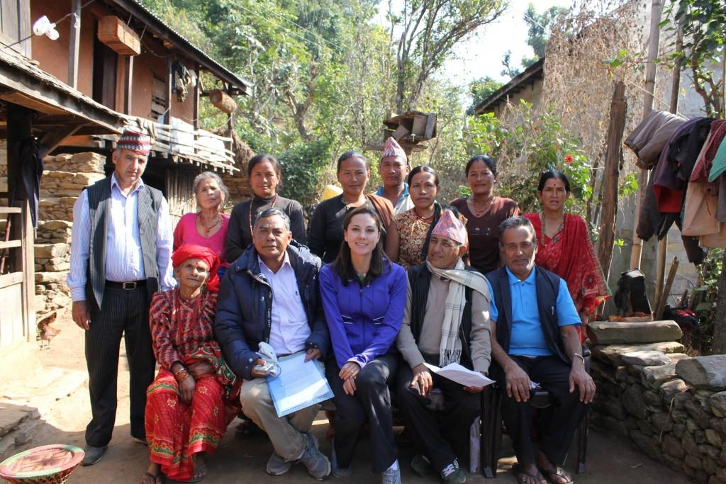 Nepal Gorka Volunteer Lending Promise