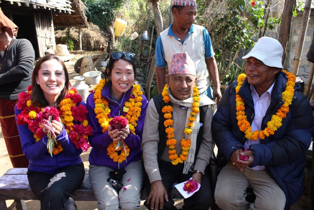 Nepal Lending Promise Volunteer