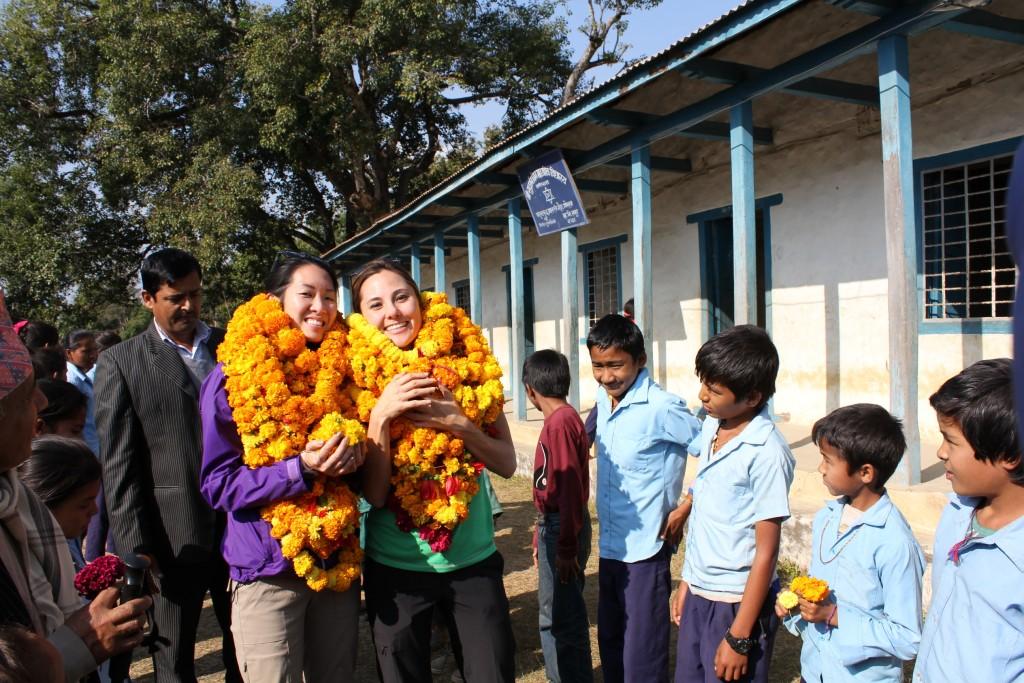 Nepal School Lending Promise Alicia Forbrich