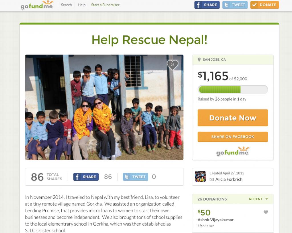Gorkha Nepal School