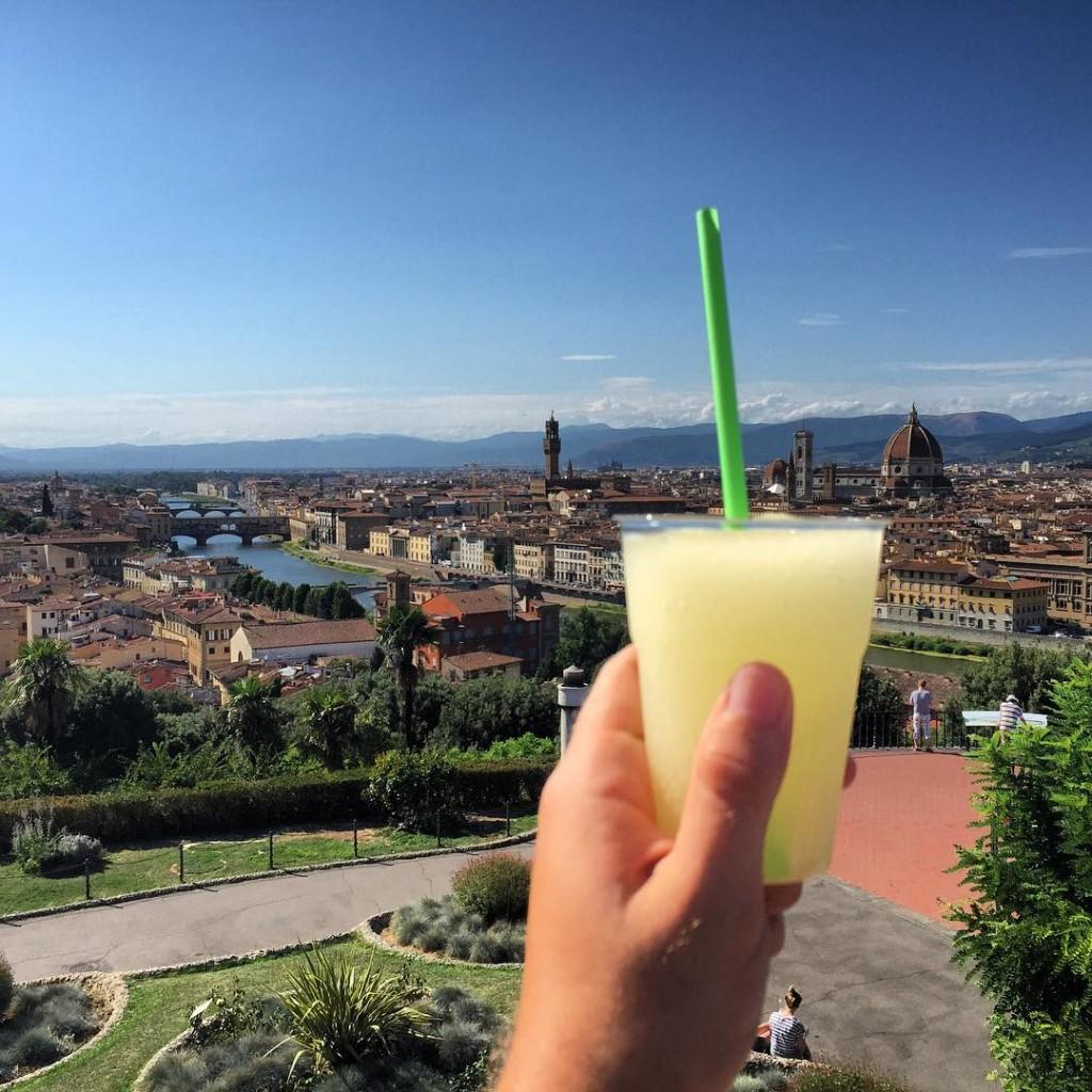 Eric Hamaoui Travel Florence Italy