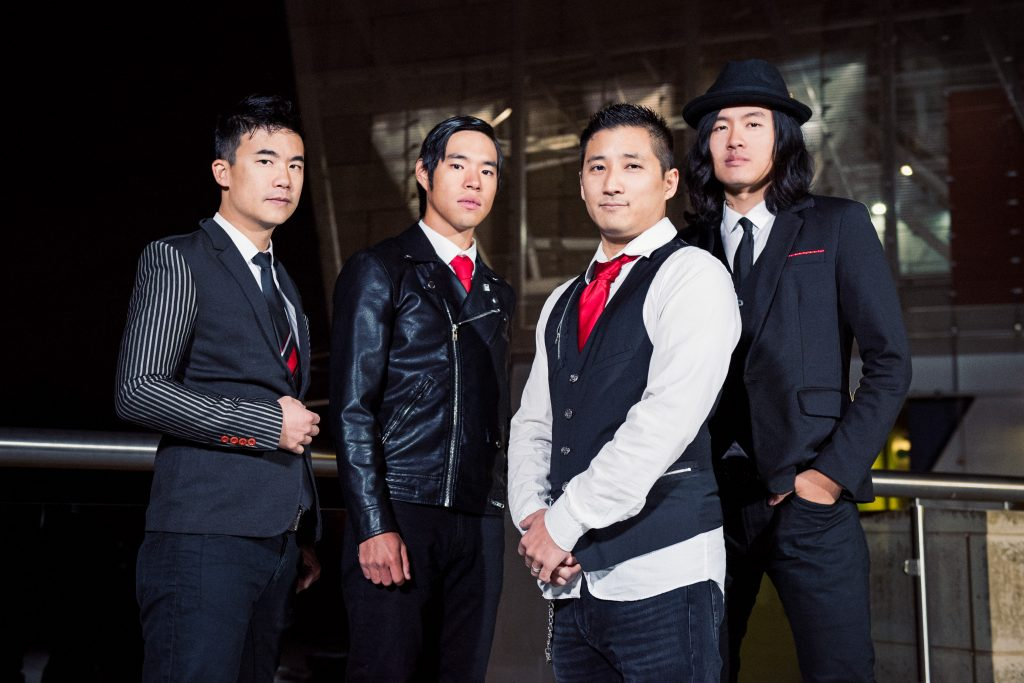 The Slants musician band