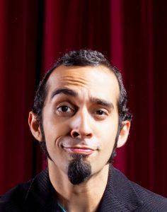 Comedian Vivek Mahbubani
